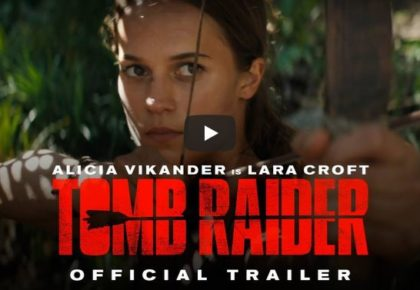 Tomb Raider Official Trailer
