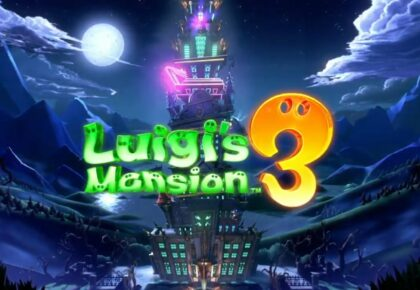 E3: Luigi's Mansion 3 Announced For Switch, Can Be Played In Co-Op